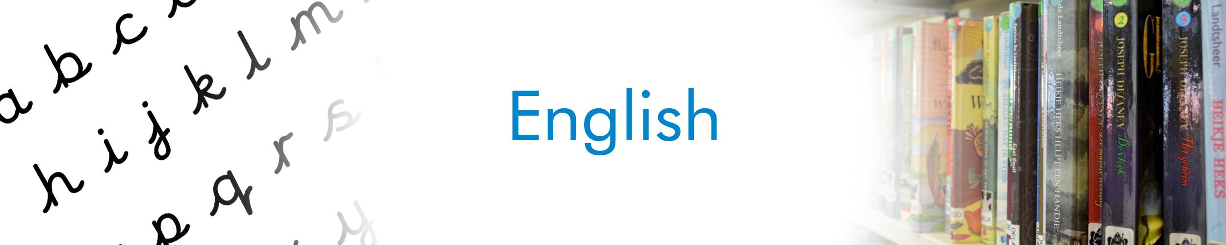 Banner Engllish