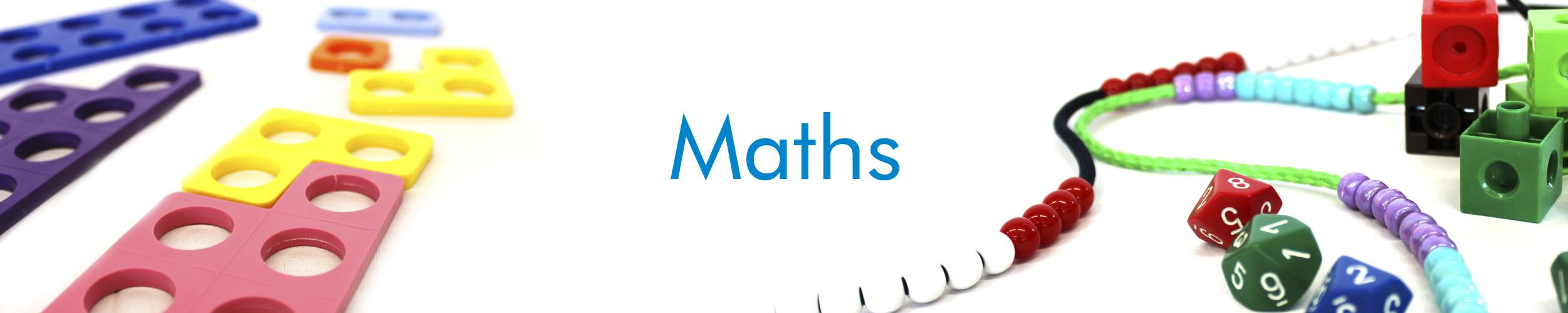 Banner Maths